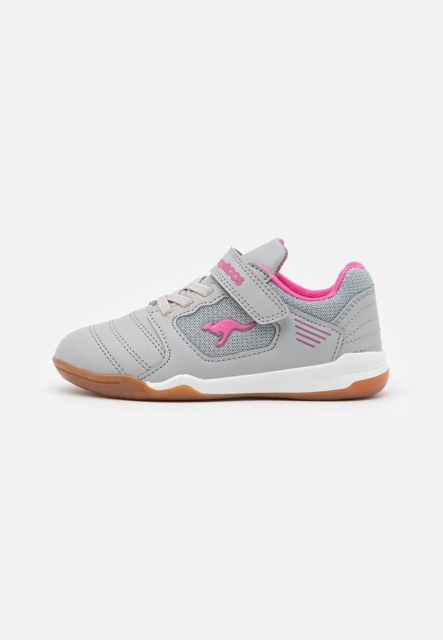 MIYARD - Tenisky - vapor grey/fandango pink