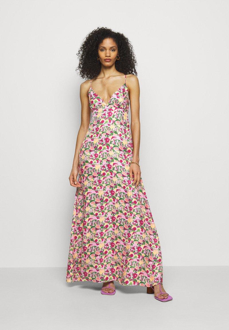 M Missoni - ABITO LUNGO - Maxi dress - multi coloured
