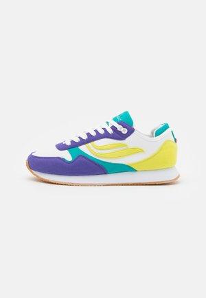 G-IDUNA UNISEX - Sneakers basse - lilac/white/shilf