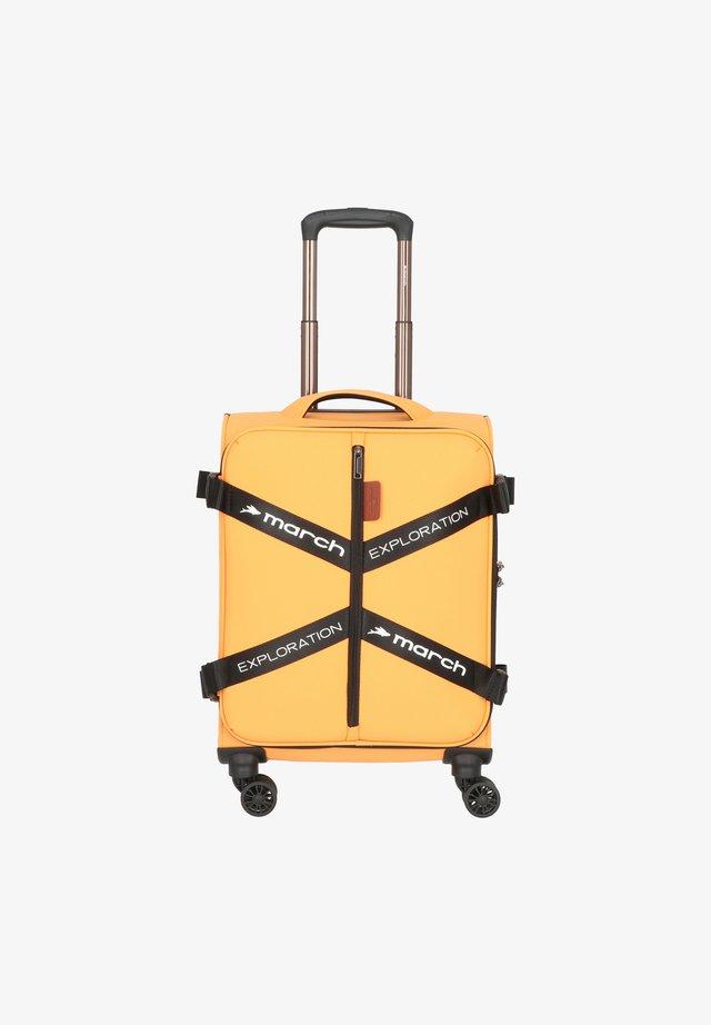 Trolley - golden honey