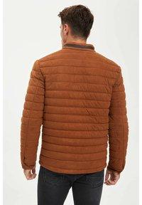 DeFacto - Light jacket - brown - 1