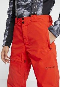 Spyder - DARE - Pantalon de ski - volcano - 5