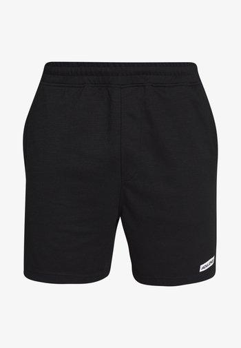 JJIZSWEAT SHORT  - Sports shorts - black
