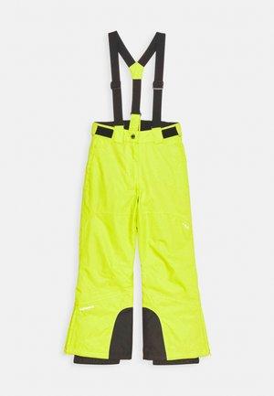 LORENA JR UNISEX - Snow pants - grün