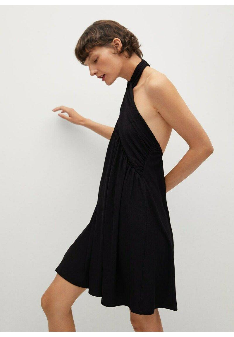 Mango - Vestito elegante - black