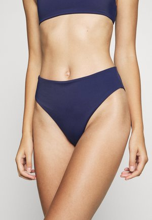 BIKINI BOTTOM - Bikini bottoms - blue dark