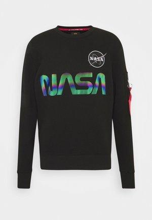 NASA RAINBOW - Mikina - black