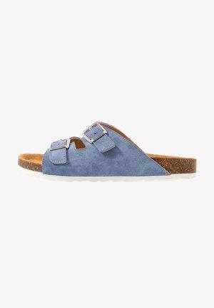BIABETRICIA - Domácí obuv - light blue