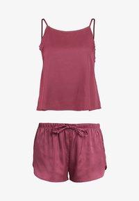 Anna Field - SET - Pyjamas - purple - 4