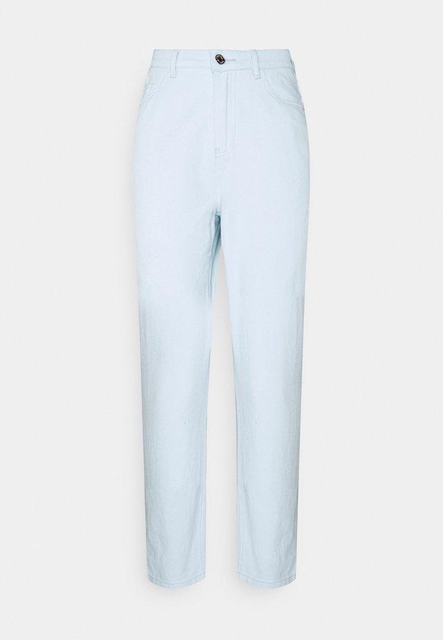 PALE WASH WRATH - Straight leg jeans - blue