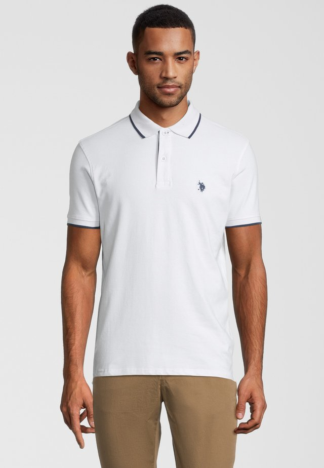 FASHION  - Polo shirt - white