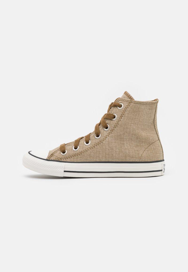 Converse - CHUCK TAYLOR ALL STAR UNISEX - Sneakers hoog - khaki/egret/terra taupe