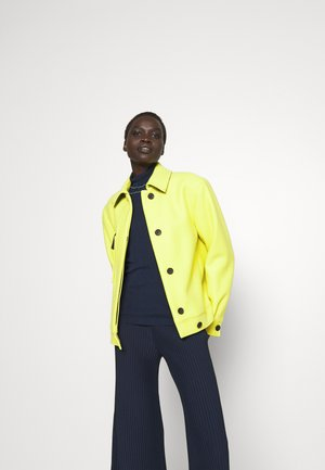JACKET - Lett jakke - yellow