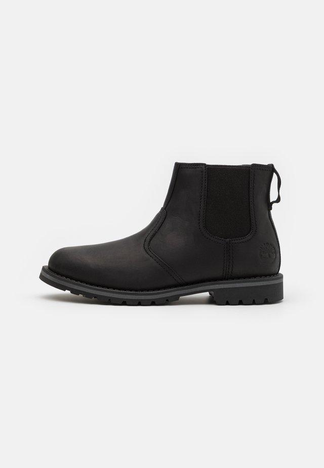 LARCHMONT CHELSEA - Classic ankle boots - black