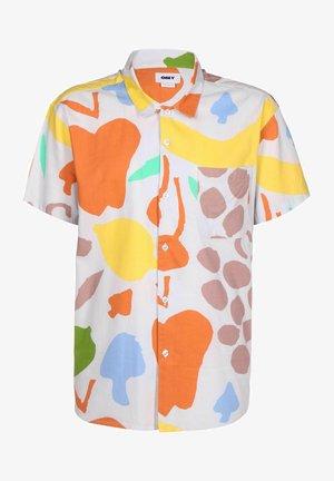 LANGARM FRUIT STAND - Shirt - lilac multi