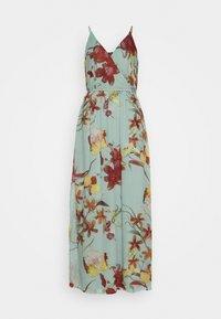 Vero Moda - VMWONDA  - Maxi dress - jadeite/asta - 4