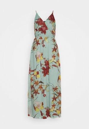 VMWONDA  - Vestito lungo - jadeite/asta