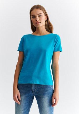 MIKAJA - T-shirt basic - blue
