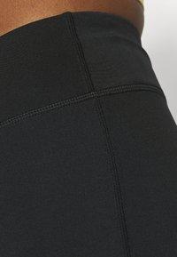 Even&Odd active - Leggings - black/silver - 3