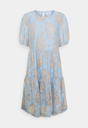 FRANCISKA DRESS - Sukienka letnia - blue fog