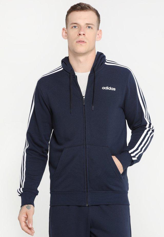 Zip-up hoodie - legend ink/white