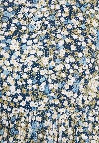 Object - OBJDITSY NELLE DRESS - Shirt dress - blue mirage - 6
