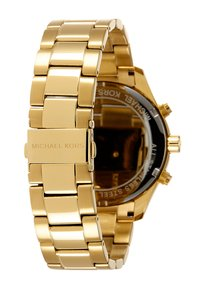 Michael Kors - LAYTON - Kronografklockor - gold coloured - 1