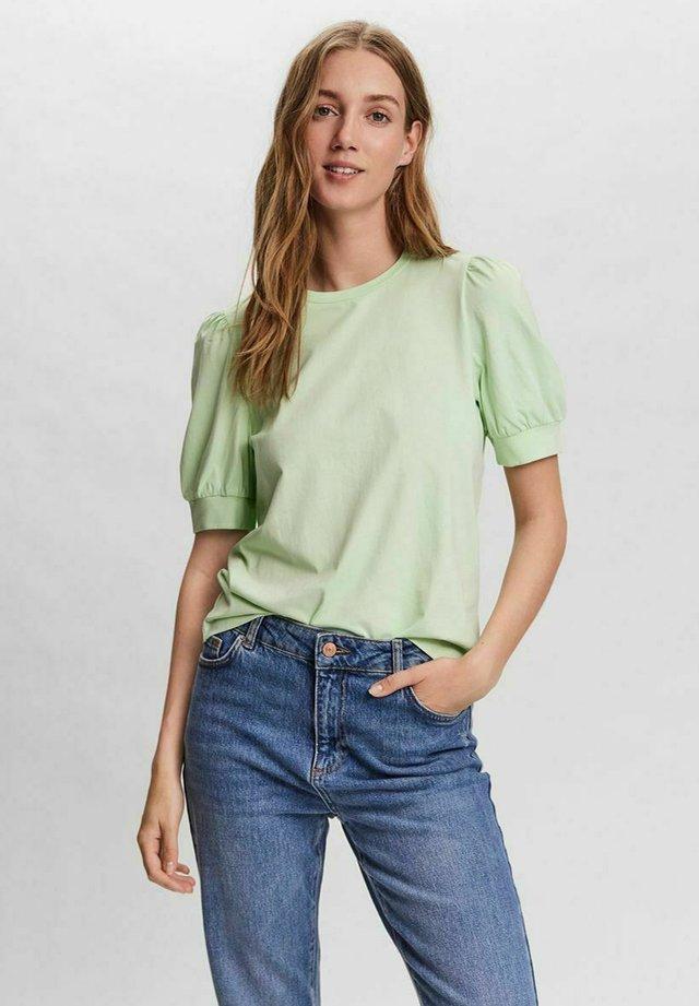 VMKERRY  - T-shirt basic - pastel green