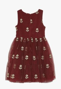 Derhy Kids - ELOANE - Cocktailkleid/festliches Kleid - bordeaux - 1