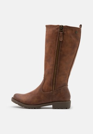 Boots - camel
