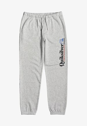 Tracksuit bottoms - light grey heather