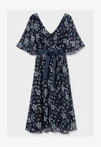 C&A - Day dress - dark blue - 3