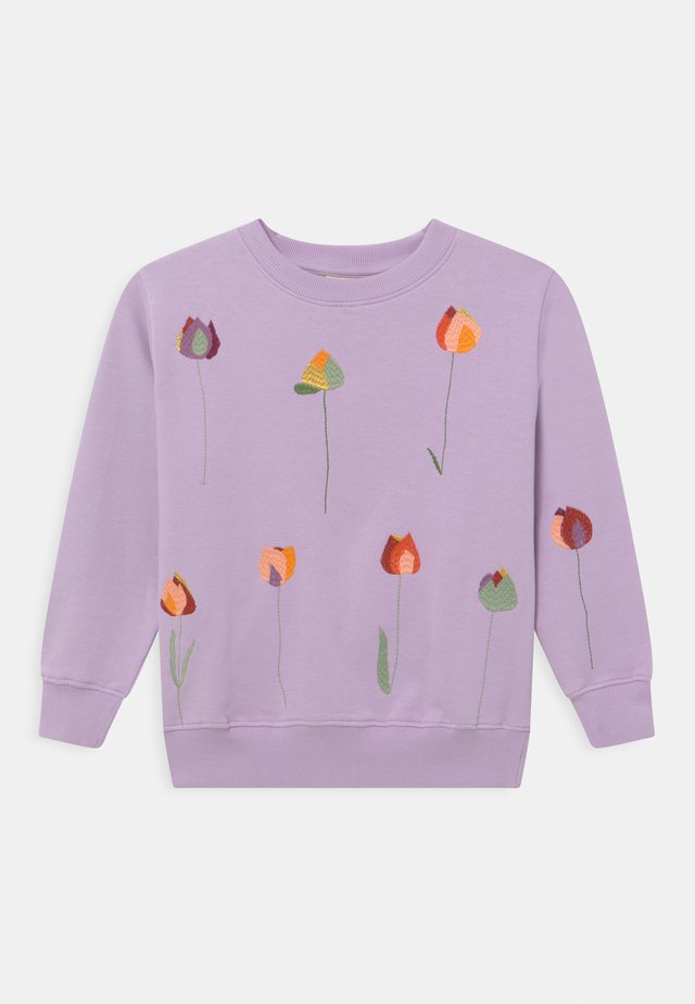 BAPTISTE  - Sweater - lavender frost