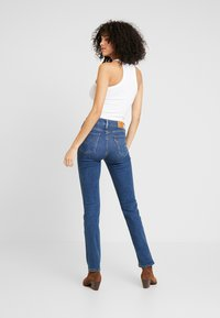 Levi's® - 724™ HIGH RISE STRAIGHT - Jeansy Straight Leg - paris storm - 2