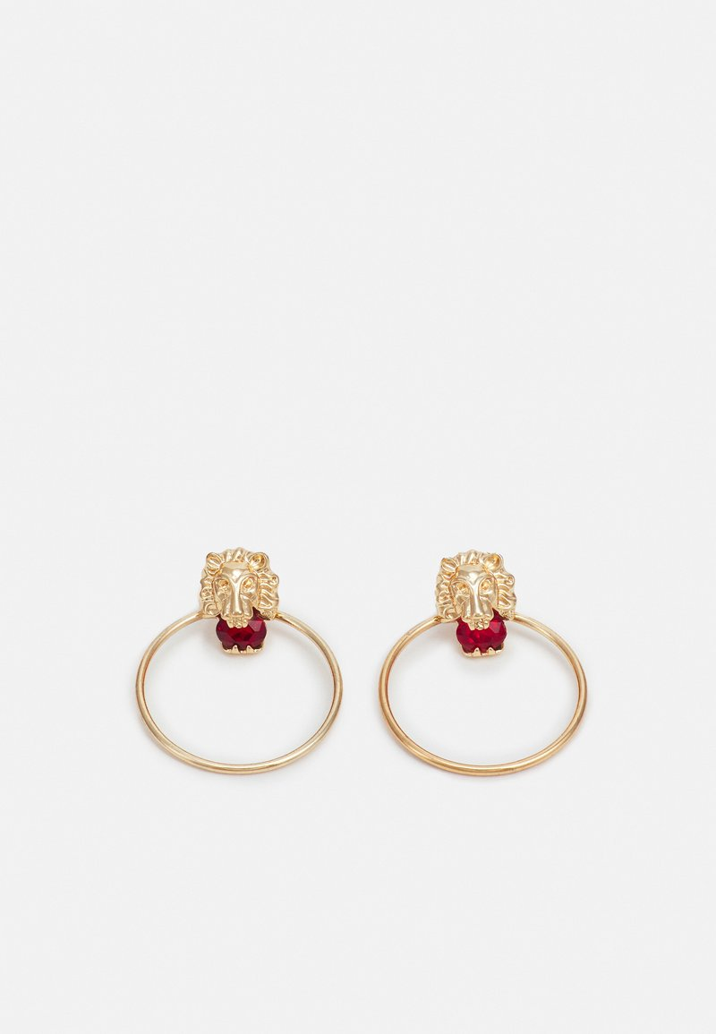 Pieces - PCLIOE EARRINGS - Earrings - gold-coloured