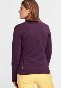 Mammut - ACONCAGUA - Fleece jacket - blackberry - 1
