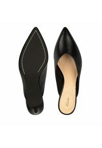 Clarks - Escarpins - black leather - 3
