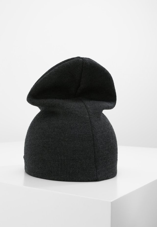 Beanie - dark grey