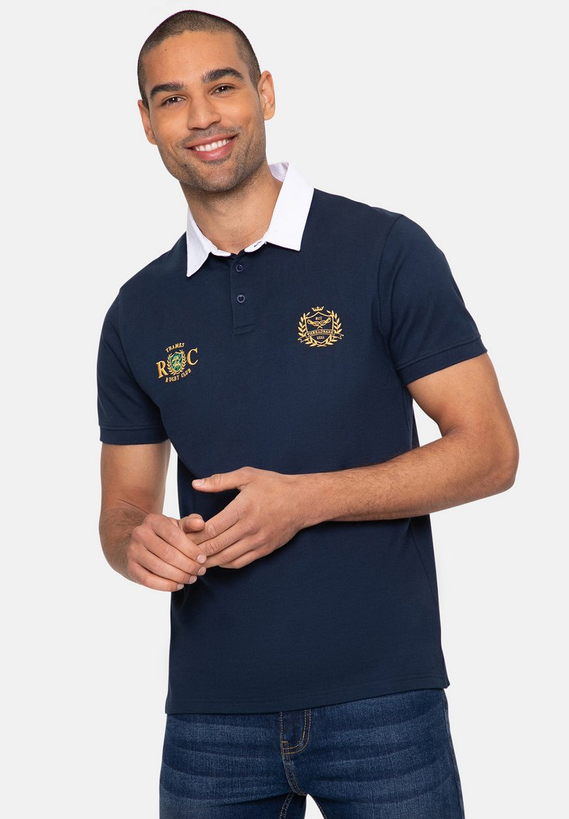 Threadbare - Poloshirt - navy