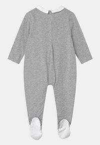 Tartine et Chocolat - DORSBIEN UNISEX - Sleep suit - gris clair - 1