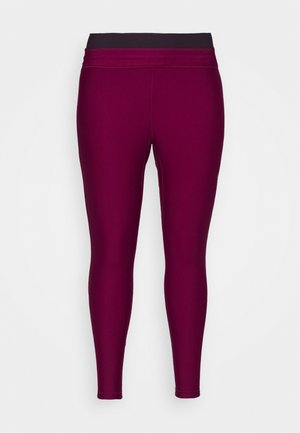 ASK C.RDY - Leggings - power berry