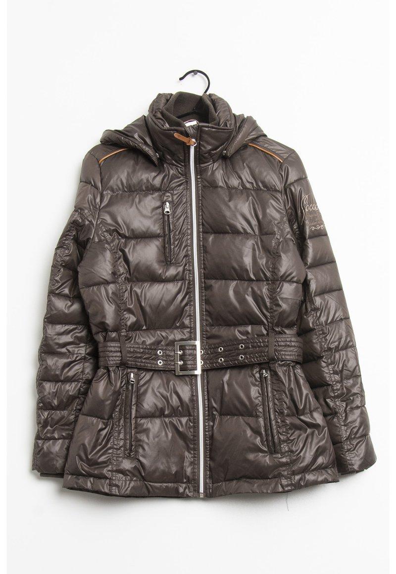 Soccx - Winterjas - brown