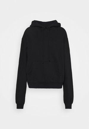 BOYFRIEND HOODIE - Sweater - black