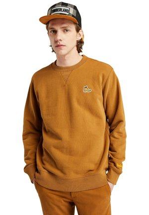 BOOT LOGO CREW NECK - Sweatshirt - rubber