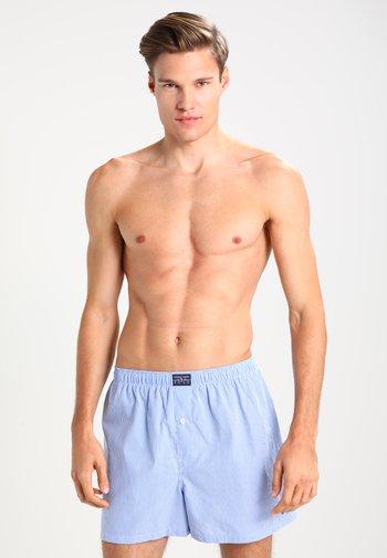 Boxer shorts - light blue