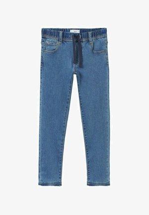 Straight leg jeans - middenblauw