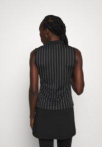 Fila - AMERICAN PIA - Sports shirt - black - 2