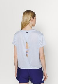 Under Armour - TECH VENT - Basic T-shirt - isotope blue - 2