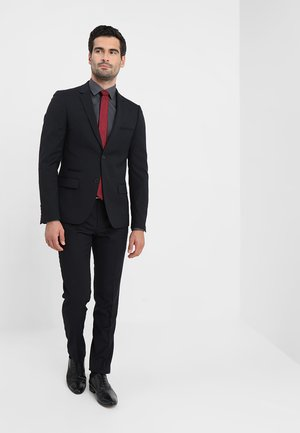 HARDMANN SLIM FIT - Oblek - black