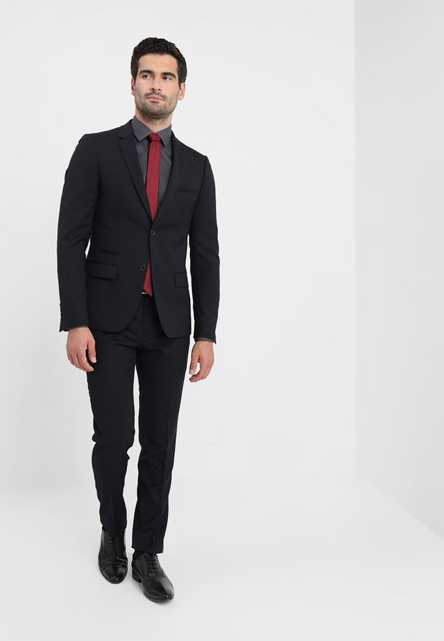 HARDMANN SLIM FIT - Suit - black